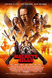 machette kills movie poster